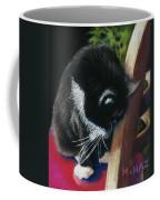 Kitty Chair Coffee Mug