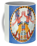 Mirror Image Pirates Coffee Mug