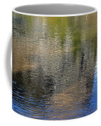 Mirror Lake Reflections 04 13 Coffee Mug
