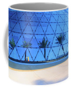 Mirror Of Palms Coffee Mug