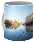 Mirrored Formation Coffee Mug