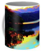 Mirrored Sky Coffee Mug