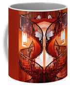 Mirrored Stairs Coffee Mug