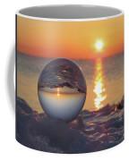 Mirrored Sunrise Coffee Mug