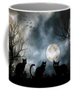 Mischief Times Four Coffee Mug