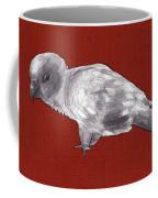 Mischievous Bird Coffee Mug