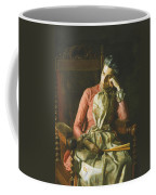 Miss Amelia Van Buren Coffee Mug