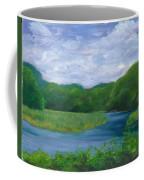 Miss Florences Backyard  Coffee Mug