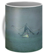 Miss Hazel Textured Coffee Mug