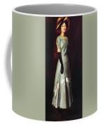 Miss Kaji Waki 1909 Coffee Mug