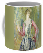 Miss Nancy Cunard Coffee Mug