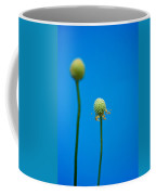 Missing Petals Leave Me Blue Coffee Mug
