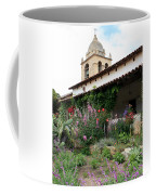 Mission Bells And Garden Coffee Mug