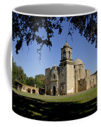 Mission San Jose Y San Miguel De Aguayo. Church. Coffee Mug