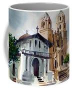 Mission Deloris Coffee Mug