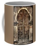 Mission Espada Door - 2 Coffee Mug