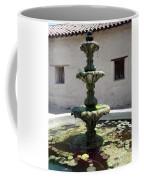 Mission Fountain Coffee Mug