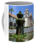 Mission Fountain Coffee Mug