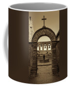 Mission Gate And Bells #2 Coffee Mug
