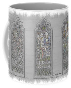 Mission Inn Chapel Stained Glass Coffee Mug