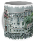 Mission Inn Court Yard Coffee Mug