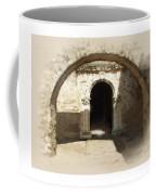 Mission San Jose Back Door Coffee Mug