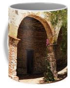 Mission San Juan Capistrano - Quiet Walkway Coffee Mug