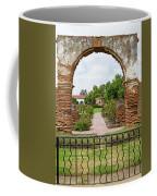 Mission San Luis Rey Carriage Arch Coffee Mug