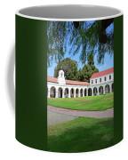 Mission San Luis Rey Patio Coffee Mug