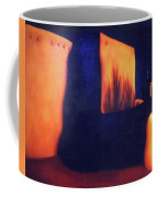 Mission St Francis Assisi At Dusk Coffee Mug