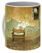 Mission Still Life, Mission San Juan Capistrano, California Coffee Mug