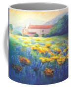 Mission Wildflowers Coffee Mug