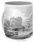 Mississippi River, 1854 Coffee Mug
