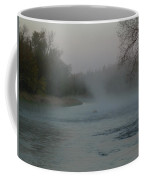 Mississippi River Fog Swirls Coffee Mug