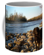 Mississippi River Good Morning Coffee Mug