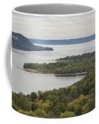 Mississippi River Lake Pepin 7 Coffee Mug