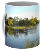 Mississippi River Lovely Dawn Light Coffee Mug