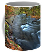 Mississippi River Minneapolis Coffee Mug