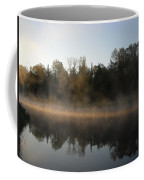 Mississippi River Smooth Reflection Coffee Mug