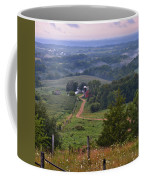 Mississippi River Valley 2 Coffee Mug