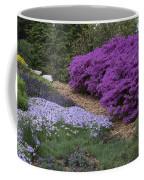 Missouri Botanical Garden Purple Azaleas Dsc01692 Coffee Mug