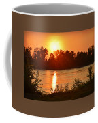 Missouri River In St. Joseph Coffee Mug