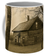 Missuakee County Log Cabin Coffee Mug