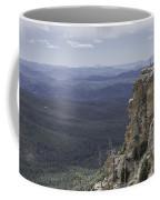 Mist On The Horizon Coffee Mug