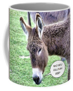 Mistaken Identity Coffee Mug