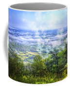Mists In The Valley Coffee Mug