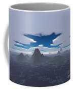 Misty Archipelago Coffee Mug