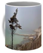 Misty Beach Coffee Mug