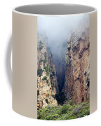 Misty Canyons Coffee Mug