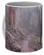 Cloud Forest- Mount Sutro Coffee Mug